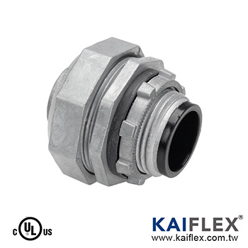 Liquid Tight Conduit Fitting, Straight Type, Male Threaded