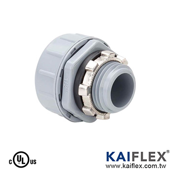 P50 - Liquid Tight Non-Metallic Flexible Conduit Fitting, Straight Type