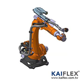 KAIFLEX - 管線包 for 機械手臂